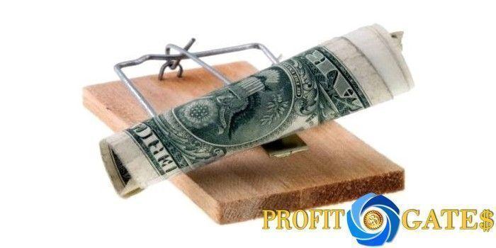 Сомнительные способы заработка денег в сети интернет